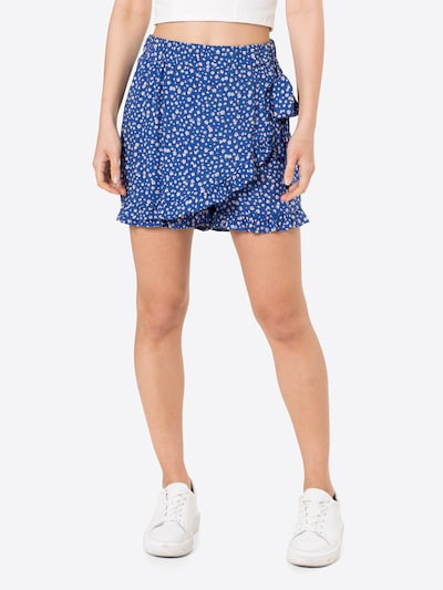 Trendyol Shorts in blau, Modelansicht