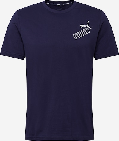PUMA Sportshirt'AMPLIFIED' in dunkelblau / schwarz / weiß, Produktansicht