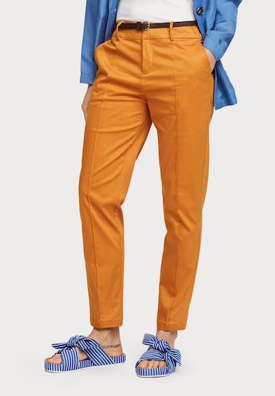 SCOTCH & SODA Chino in orange, Modelansicht