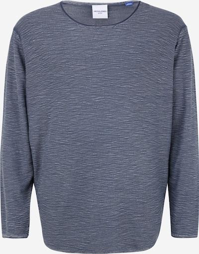 Jack & Jones Plus Pullover in dunkelblau, Produktansicht