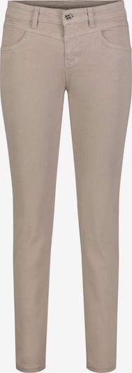 MAC Jeans in hellbraun, Produktansicht