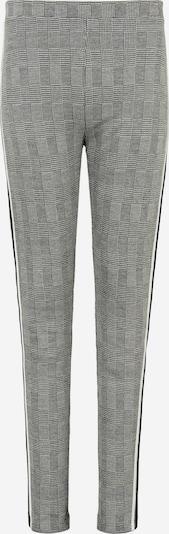 Emilia Lay Dehnbund-Hose Leggings in grau, Produktansicht