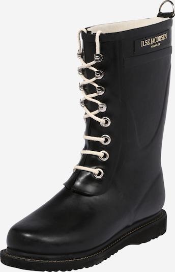 ILSE JACOBSEN Botas de lluvia en negro, Vista del producto