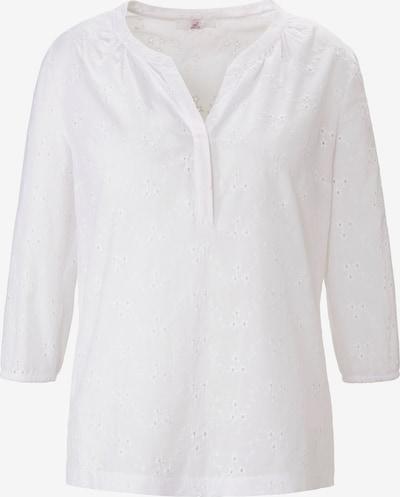 Anna Aura Bluse in weiß, Produktansicht