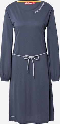 Derbe Dress in Blue