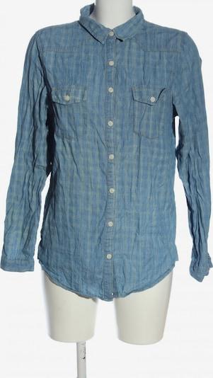 Cotton On Jeanshemd in S in blau / weiß, Produktansicht