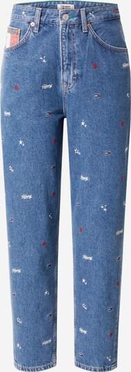 Tommy Jeans Jean en bleu denim / mélange de couleurs, Vue avec produit