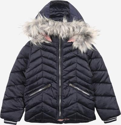 LEMON BERET Jacke in nachtblau / hellgrau, Produktansicht