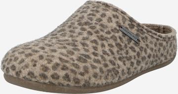 SHEPHERD Slippers 'CILLA' in Brown