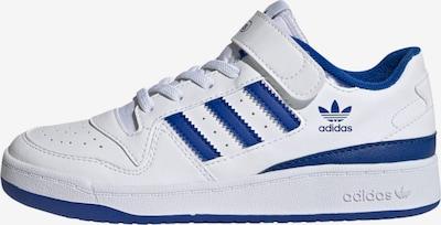 ADIDAS ORIGINALS Sneaker 'Forum' in blau / weiß, Produktansicht