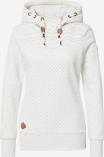 Ragwear Sweater majica 'NUGGIE' u bež melange / golublje plava, Pregled proizvoda