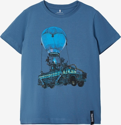 NAME IT Shirt in blau, Produktansicht