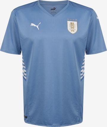 Maillot 'Uruguay' PUMA en bleu