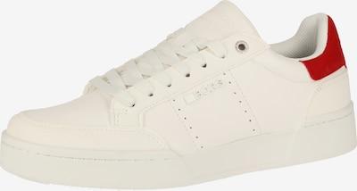 BJÖRN BORG Sneaker in rot / weiß, Produktansicht