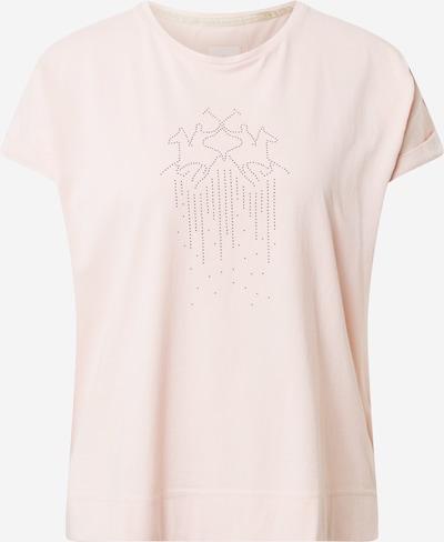 La Martina Shirt 'RWR005JS206' in de kleur Lichtroze, Productweergave