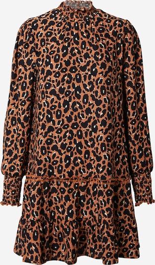Miss Selfridge Dress in Beige / Brown / Black, Item view