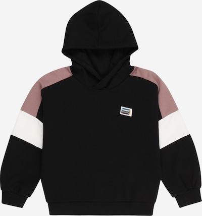 Hummel Athletic Sweatshirt 'Mynthe' in Pastel purple / Black / White, Item view