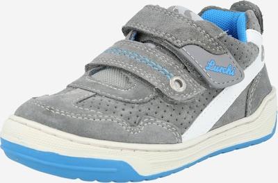 Sneaker 'BRUCE' LURCHI di colore grigio basalto / bianco, Visualizzazione prodotti