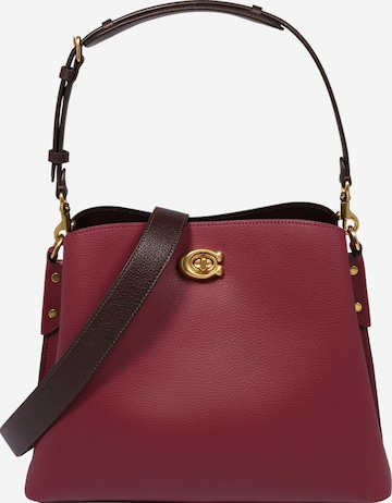 COACH Τσάντα ώμου 'Willow' σε λιλά