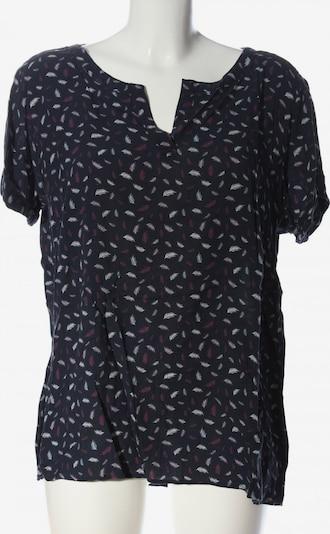 Multiblu Kurzarm-Bluse in XXL in pink / schwarz / weiß, Produktansicht