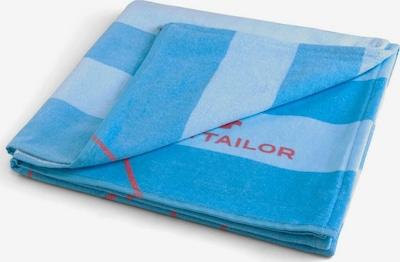 TOM TAILOR Strandlaken in de kleur Aqua / Rood, Productweergave