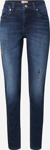 MAC Jeans 'Mel' in Blue