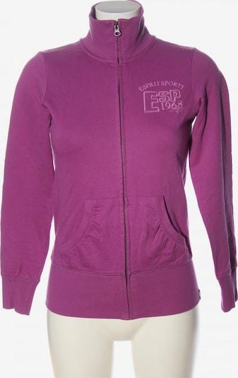 ESPRIT Sweatjacke in XS in pink, Produktansicht