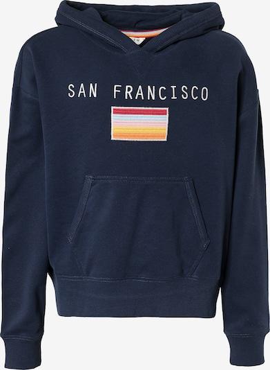 REVIEW FOR TEENS Sweatshirt 'TG-19-S700' in navy / mischfarben, Produktansicht
