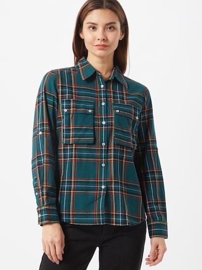 UNITED COLORS OF BENETTON Shirt in grau / mischfarben, Modelansicht