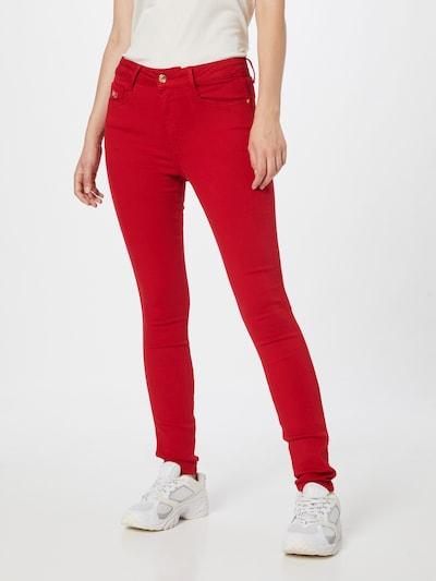 TOMMY HILFIGER Jeans in rot, Modelansicht