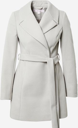 Miss Selfridge (Petite) Manteau mi-saison en gris, Vue avec produit