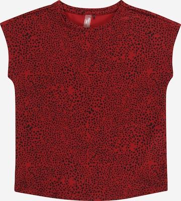 ONLY PLAY Funktsionaalne särk 'AMARU', värv punane