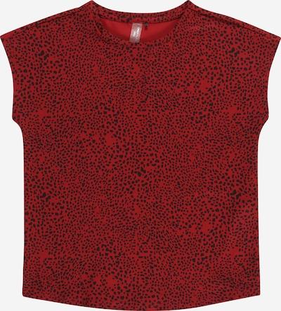 ONLY PLAY Funkčné tričko 'AMARU' - tmavočervená / čierna, Produkt