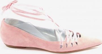 Philosophy di Alberta Ferretti Flats & Loafers in 36 in Pink