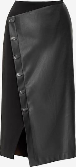 HELMIDGE Wickelrock in schwarz, Produktansicht