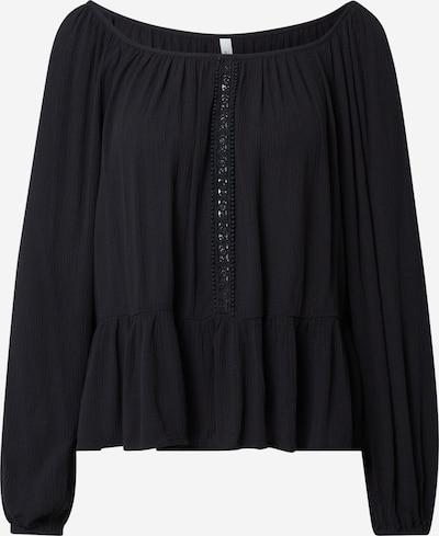 ONLY Блуза 'ALMA' в черно: Изглед отпред