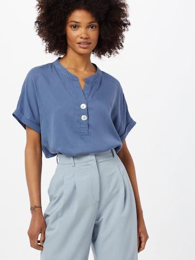 OVS Blouse in de kleur Blauw, Modelweergave