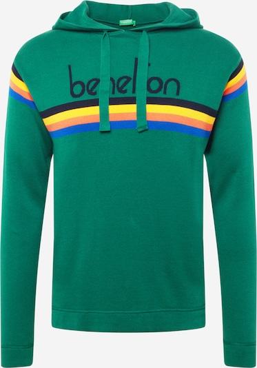 UNITED COLORS OF BENETTON Trui in de kleur Groen / Gemengde kleuren, Productweergave