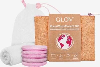 GLOV Set in beige / pastellpink / weiß, Produktansicht