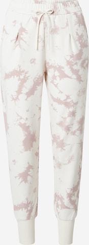 VarleySportske hlače 'Keswick' - bijela boja