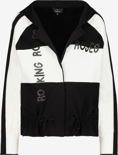 monari Adīta jaka, krāsa - melns / balts, Preces skats