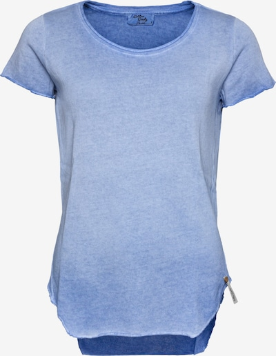 Cotton Candy T-Shirt in himmelblau, Produktansicht
