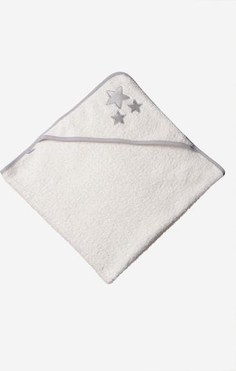 LILIPUT Kapuzenbadetuch in weiß, Produktansicht