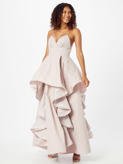 True Decadence Kleid in mauve, Modelansicht