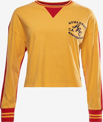 Superdry Shirt in Yellow
