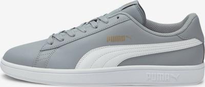PUMA Sneaker 'Smash v2' in grau / weiß, Produktansicht