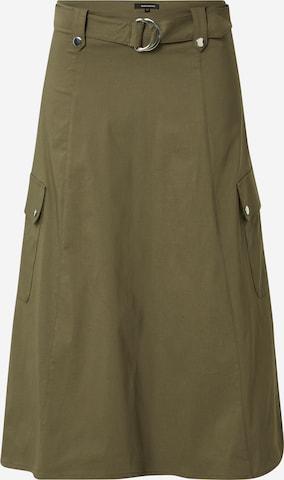 MORE & MORE Φούστα σε πράσινο