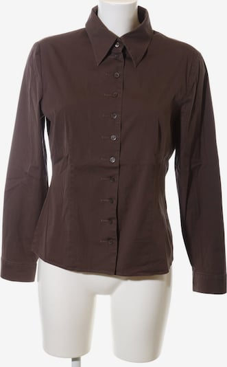 KS. selection Hemd-Bluse in L in braun, Produktansicht