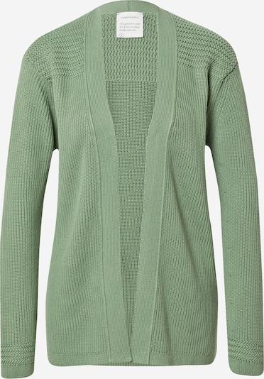 Geacă tricotată 'KAATHLEN' ARMEDANGELS pe verde pastel, Vizualizare produs