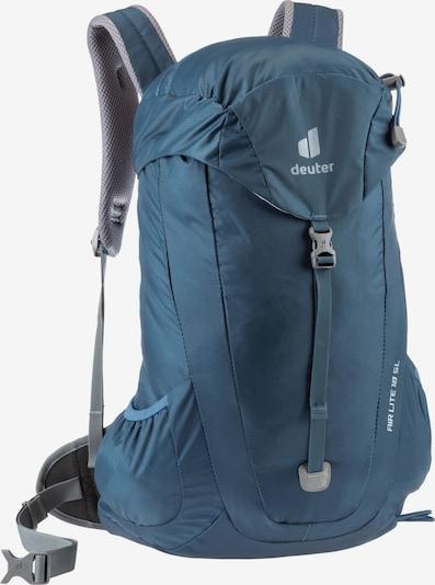 DEUTER Wanderrucksack 'Air Lite 18 SL' in blau / weiß, Produktansicht
